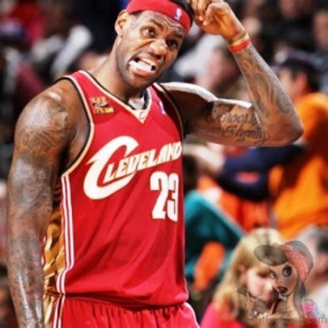 lebron james tattoo on shoulder 69 best lebron james tattoos on shoulder