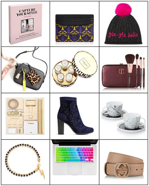 the 2016 christmas gift guide for the girl who has