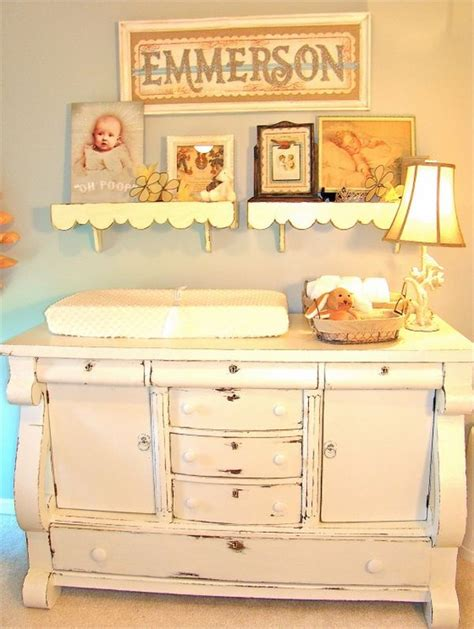 Vintage Changing Tables Vintage Changing Table Vintage Grey Dresser Changing Table By Salvagechicstudio On Etsy