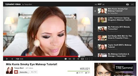 hair and makeup youtube channels beauty channels on youtube best beauty videos on youtube