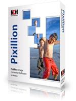 pixillion image converter software screenshots