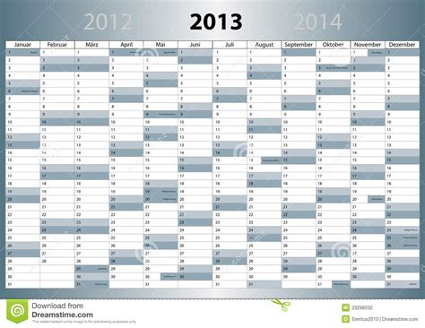 Calendrier Allemand Calendrier 2013 Allemand Vacarme Format Photographie