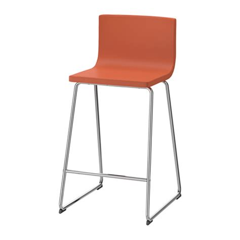 sgabello alto ikea bernhard bar stool with backrest ikea