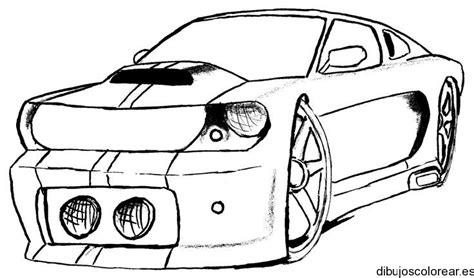 imagenes de carros para colorear chidos archivos dibujos de autos coches