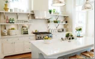 open shelving in kitchens pearls to a picnic