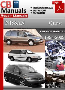 repair manual 2009 nissan quest free downloads by tradebit com de es it nissan quest v42 nissan quest 2000 service repair manual service repair manuals ebooks