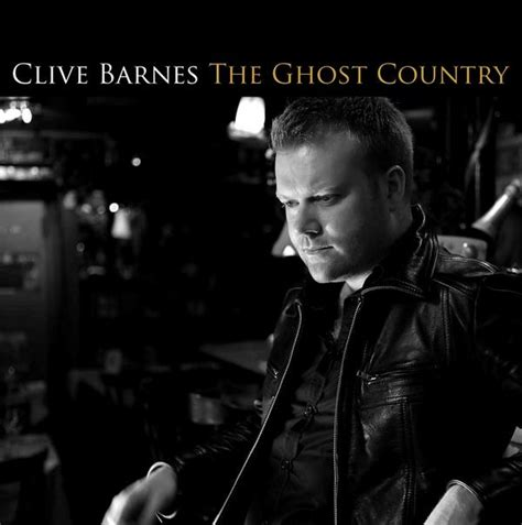 Ghost Country clive barnes the ghost country official website