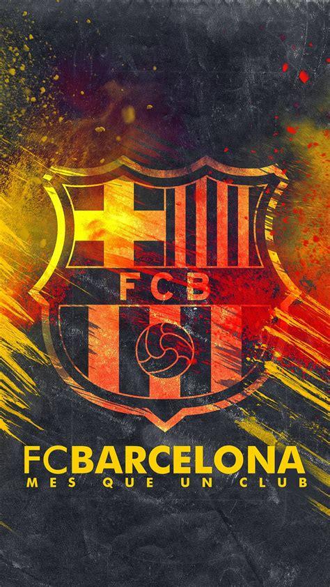 barcelona colors barcelone populaire logo 2018 fond d 233 cran 1080x1920
