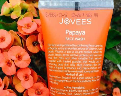 Wash Papaya Rewiu Sabun Mandi Pepaya jovees wash this the papaya wash