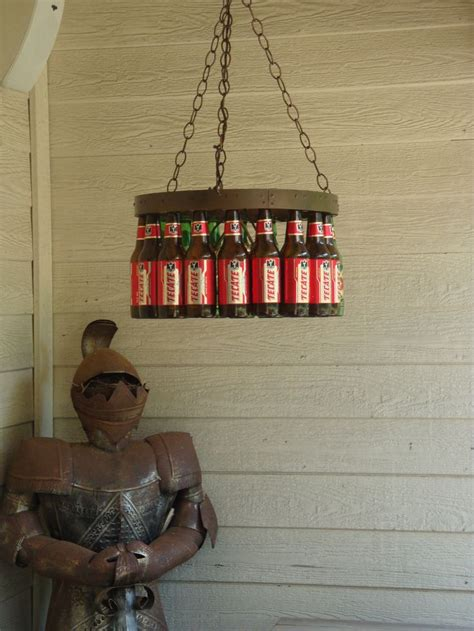Bottle Chandelier Kit Beer Bottle Chandelier Kit 135 00 Home Sweet Home
