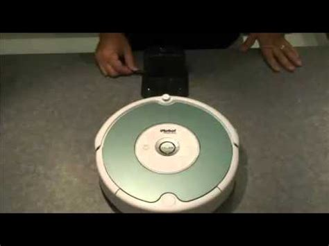 resetting roomba battery roomba battery 500 series reset procedure by robotshop