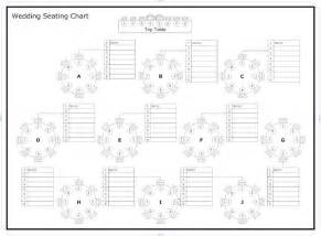 Wedding Table Planner Template The 25 Best Wedding Seating Plan Template Ideas On Pinterest