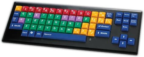 color coded keyboard myboard lower color coded keyboard enablemart