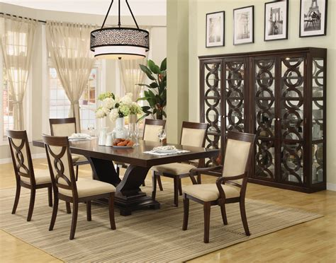 dining room sets at furniture formal glass dining tables interiordecodir