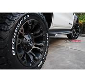 Fuel Wheels Australia  4x4 Rims AutoCraze