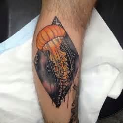 jellyfish tattoo on shoulder 40 magnificent jellyfish tattoos tattooblend