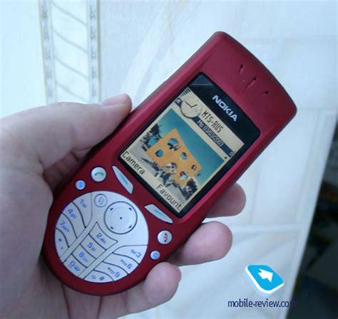 Casing Tulang Nokia 3650 mobile review review nokia 3660