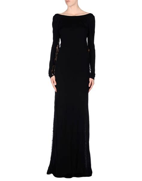 Emilio Pucci Dress emilio pucci dress in black lyst