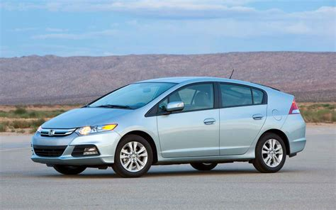Buy Toyota Prius Hybrid You Re Buying Wot 25 000 Honda Insight Toyota Prius Or