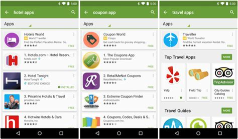 Play Store Like Template Starts Testing Mobile App Ads In The Play