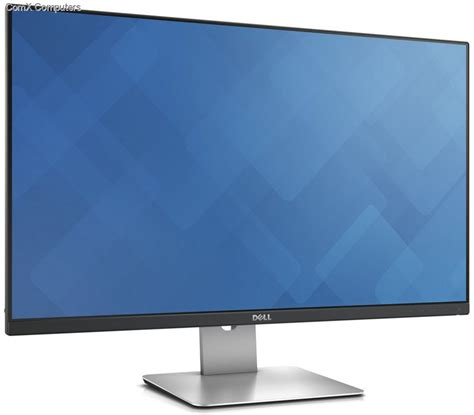 Dell Monitor Multimedia S2715h specification sheet ds2715h dell s2715h 27 quot hd