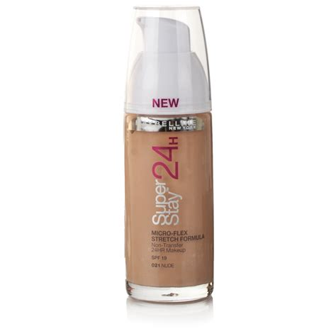 Maybelline Foundation Stay stay 24 carabiens le forum