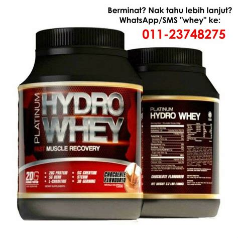 Whey Protein Untuk Diet best whey protein malaysia hydro whey mesotropin diet