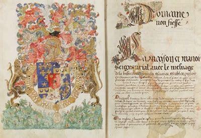1334970122 le xviie siecle par les un rare registre manuscrit du xviie si 232 cle acquis par les