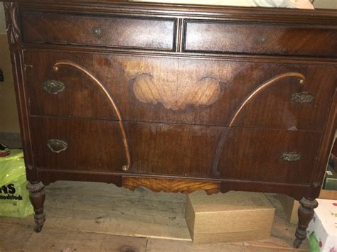 Antique Dresser Value by Dresser With Mirror Antique Furniture Collection