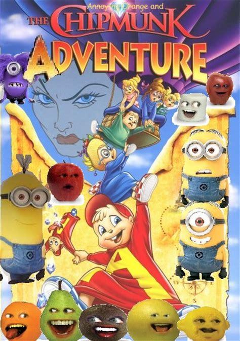 film robot gladion annoying orange and the chipmunk adventure pooh s