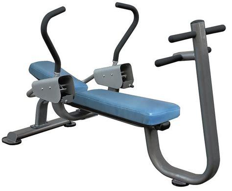 ab crunch bench with handles triumph series th6661 leverage ab crunch