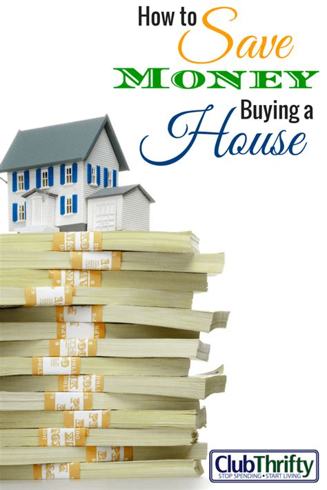 saving money to buy a house doing your homework how to save money buying a house