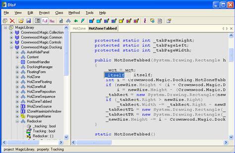 best decompiler dis net decompiler v2 2 shareware the