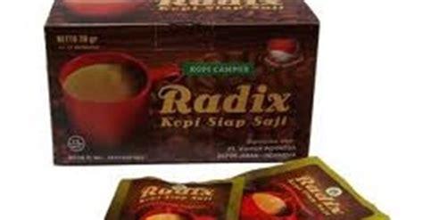 Jual Racun Tikus Di Karawang jual kopi radix kopi siap saji