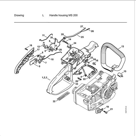 stihl 020t parts diagram stihl 020t parts list pdf wiring diagrams repair wiring