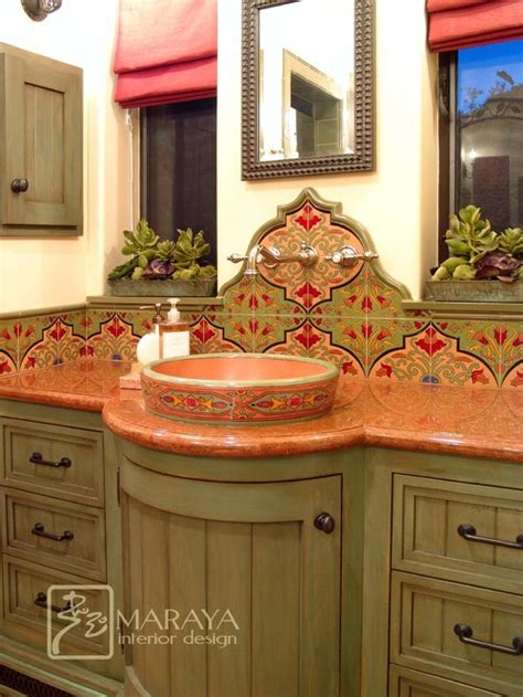 Mexican Tile Bathroom Ideas Bright Sw Bathroom Remodel Help Ideas Floor General