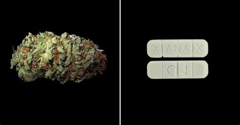 can you give a xanax five prescription drugs that could be replaced by pot attn