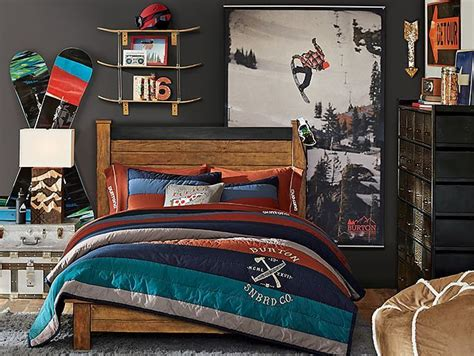 skiing themed rooms  love  ski  board