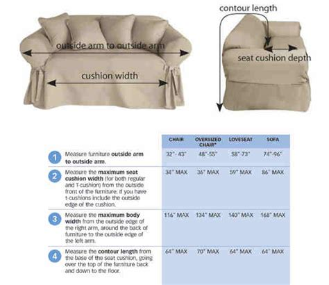 how to measure a couch for a cover 100 how to measure sofa for slipcover mainstays 1