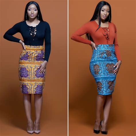 african pencil skirt styles the african print pencil skirt mini collection grass fields