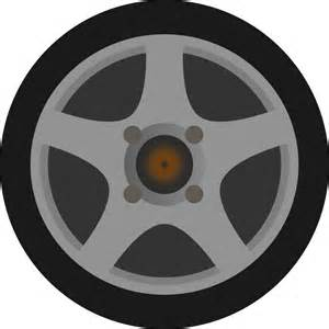 Car Tire Clipart Free Domain Clip Image Car Tire Side View Id