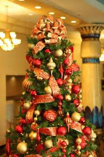 Red and gold christmas tree topper flickr photo sharing
