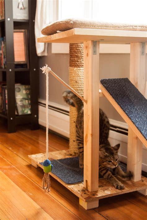 diy cat condo diy ideas pinterest cat hammock