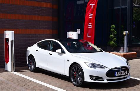 Tesla Cars Uk New Uk Tesla Superchargers Let You Drive From To
