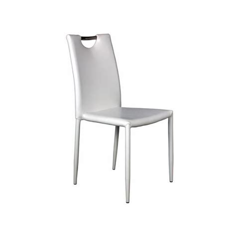 6 Chaises Blanches by Lot 6 Chaises Blanches Achat Vente Chaise Salle A