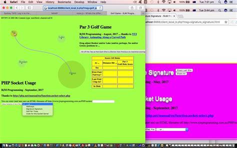tutorial socket c php socket primer tutorial robert james metcalfe blog