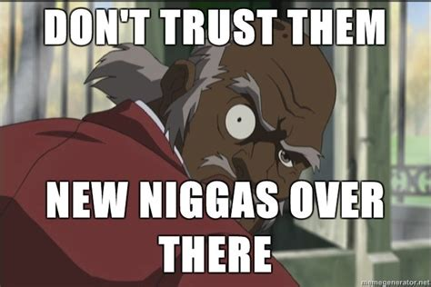 Boondocks Meme - the gallery for gt boondocks season 4 episode 1