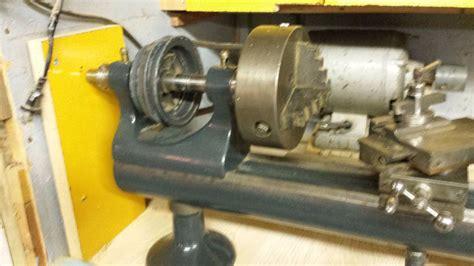 precision bench lathe unknown vintage precision bench lathe can anyone id it