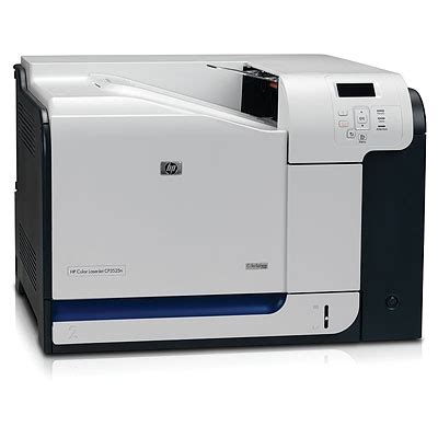 Printer Hp Cp3525n am4computers hp color laserjet cp3525n printer cc469a
