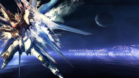 wallpaper laptop gundam strike freedom gundam wallpaper wallpapersafari